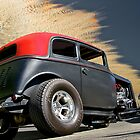 1932 Ford Vicky 'Bugs Eye View' by DaveKoontz