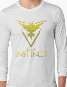Pokemon Go: Team Instinct  Long Sleeve T-Shirt