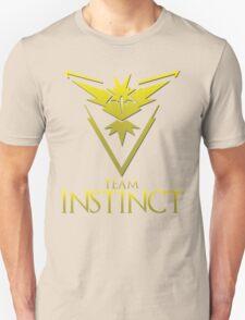 Pokemon Go: Team Instinct  Unisex T-Shirt