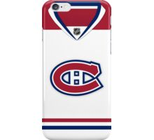 Montreal Canadiens 2007-15 Away Jersey iPhone Case/Skin