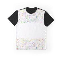 Rainbow web Graphic T-Shirt