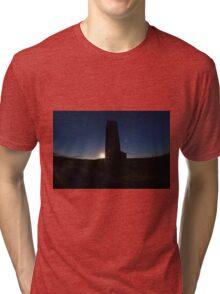 Castle Hill - Huddersfield Tri-blend T-Shirt