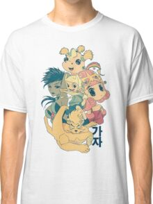 Manga Adventure Time Classic T-Shirt