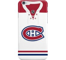 Montreal Canadiens Away Jersey iPhone Case/Skin