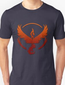 Team Valor Logo Unisex T-Shirt