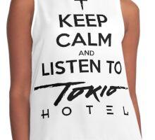 KEEP CALM - TOKIO HOTEL Contrast Tank