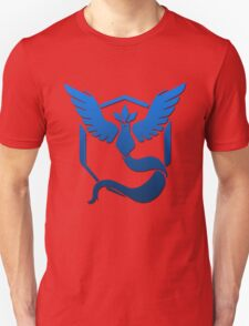 Team Mystic Logo Unisex T-Shirt