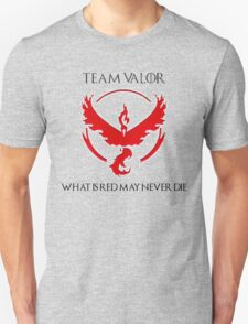 Team Valor Design - Pokemon GO T-Shirt