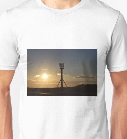 Medieval Fire Basket Unisex T-Shirt