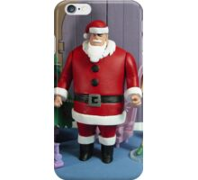 Holiday Stake Out iPhone Case/Skin