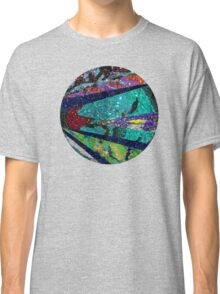 Turquoise Sun Classic T-Shirt