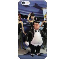 The Penguin's Iceberg Lounge iPhone Case/Skin