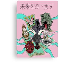 Tarot Card Expansion Pack  Canvas Print