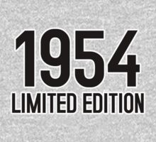 1954 LIMITED EDITION by mcdba