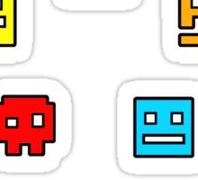 Geometry Dash - Sticker Collection Sticker