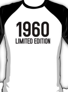 1960 LIMITED EDITION T-Shirt