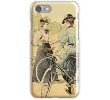 Bicycling iPhone Case/Skin