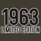 1963 LIMITED EDITION by mcdba