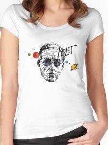 Gustav Theodore Holst Women's Fitted Scoop T-Shirt