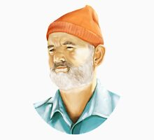 Steve Zissou (Bill Murray) T-Shirt Classic T-Shirt