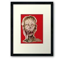 halloween project Framed Print