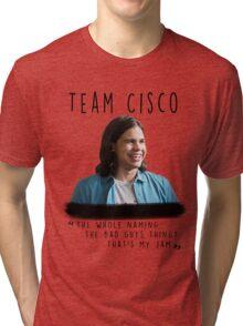 Cisco // The flash  Tri-blend T-Shirt