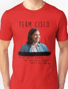Cisco // The flash  Unisex T-Shirt
