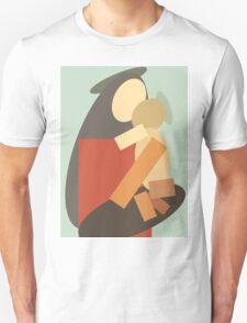 Raphael's Shape of Time Unisex T-Shirt