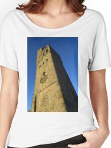 Castle Hill (Victoria Tower) - Huddersfield Women's Relaxed Fit T-Shirt