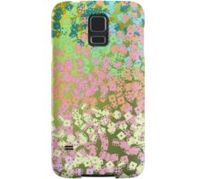 Color dices 1A Samsung Galaxy Case/Skin