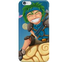 Young Hero iPhone Case/Skin