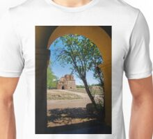 Looking through the Arch Unisex T-Shirt