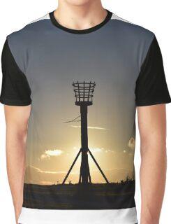 Medieval Fire Basket - Castle Hill Graphic T-Shirt