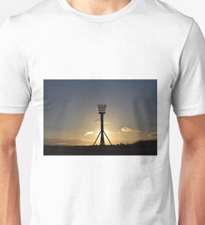 Medieval Fire Basket - Castle Hill Unisex T-Shirt