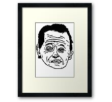 Steve Buscemi Framed Print