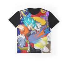 All Heroes Graphic T-Shirt