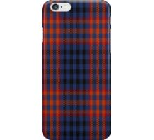 02186 Blueberry Bacon, (Unidentified #8) Tartan  iPhone Case/Skin
