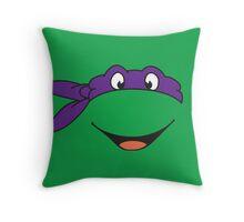 TMNT Donatello Turtles Pillow Throw Pillow