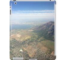 Salt Lake Mountains iPad Case/Skin
