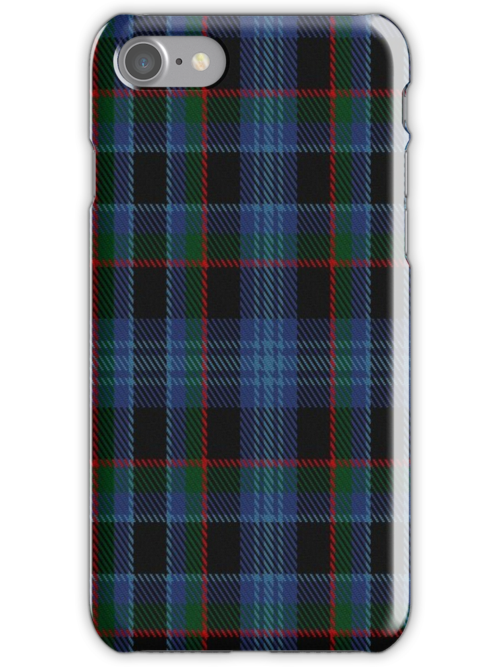 02180 Bayberry Blue, (Unidentified #2) Tartan  by Detnecs2013