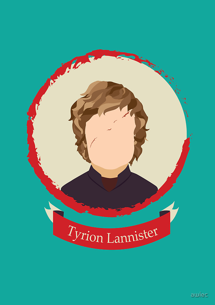 Tyrion Lannister by awiec