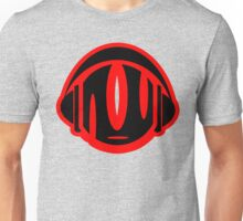 Nerd Unemployed Logo Unisex T-Shirt