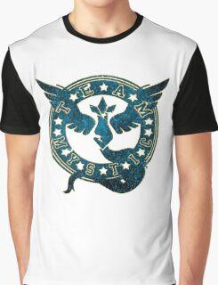 Team Mystic Blue Graphic T-Shirt