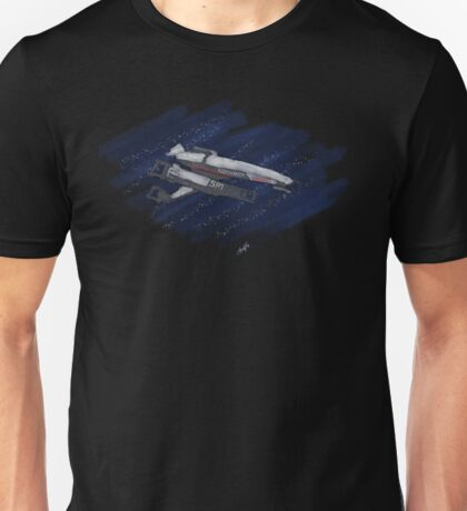 The Normandy: Painted in the Stars Unisex T-Shirt