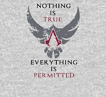 "-ASSASSIN'S CREED- ""Nothing Is True Everything Is Permitted"" Unisex T-Shirt"