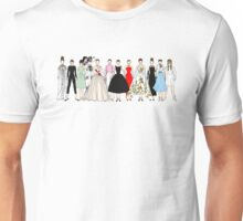 Audrey Group Fashion Unisex T-Shirt