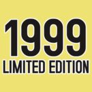 1999 LIMITED EDITION by mcdba