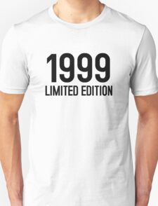1999 LIMITED EDITION T-Shirt