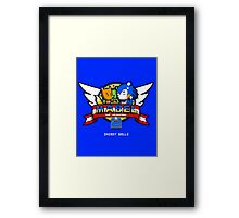 Mabel the Hedgehog 2 Framed Print