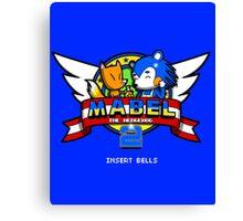 Mabel the Hedgehog 2 Canvas Print